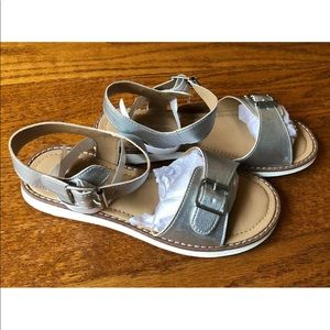 Hanna Andersson Buckle Sandals CATY